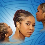 Natural Hair Styling /Braid Comvo