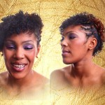 Natural Hair Style